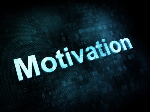 Proper motivation is the number one component to true success and consisten progress.