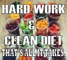 Keep your diet clean and your workouts going, and your body will shred fat. Simple.